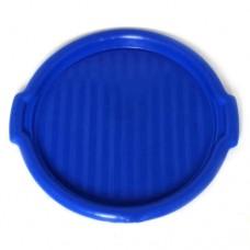 Поднос круглый пластмассовый, d-38