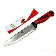 "Нож кухонный ""Красная ручка"" №2"
