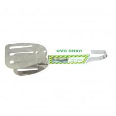 Щипці кухонні металеві RK0453 / велика лопатка
