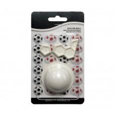 Форма для створення футбольного м'яча ZN2417
