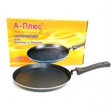 Сковорода для блинов d-22 см (Тефлон)