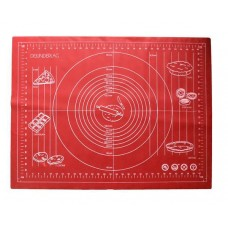 Силиконовый коврик с разметкой (53см х 69см)