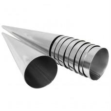 Конус кондитерский для трубочек Средний, 10 шт.