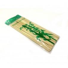 Шпажки бамбукові / d-3 мм / 25 см / 90 шт