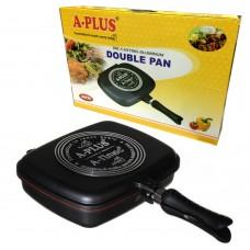 Сковорідка-гриль двостороння A-Plus 1500 / 30 см