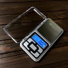 Ваги електронні карманні високоточні 200 г / 0,01 г