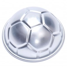 """Форма для випічки алюмінієва """"М'яч-Півсфера"""" / мал."""